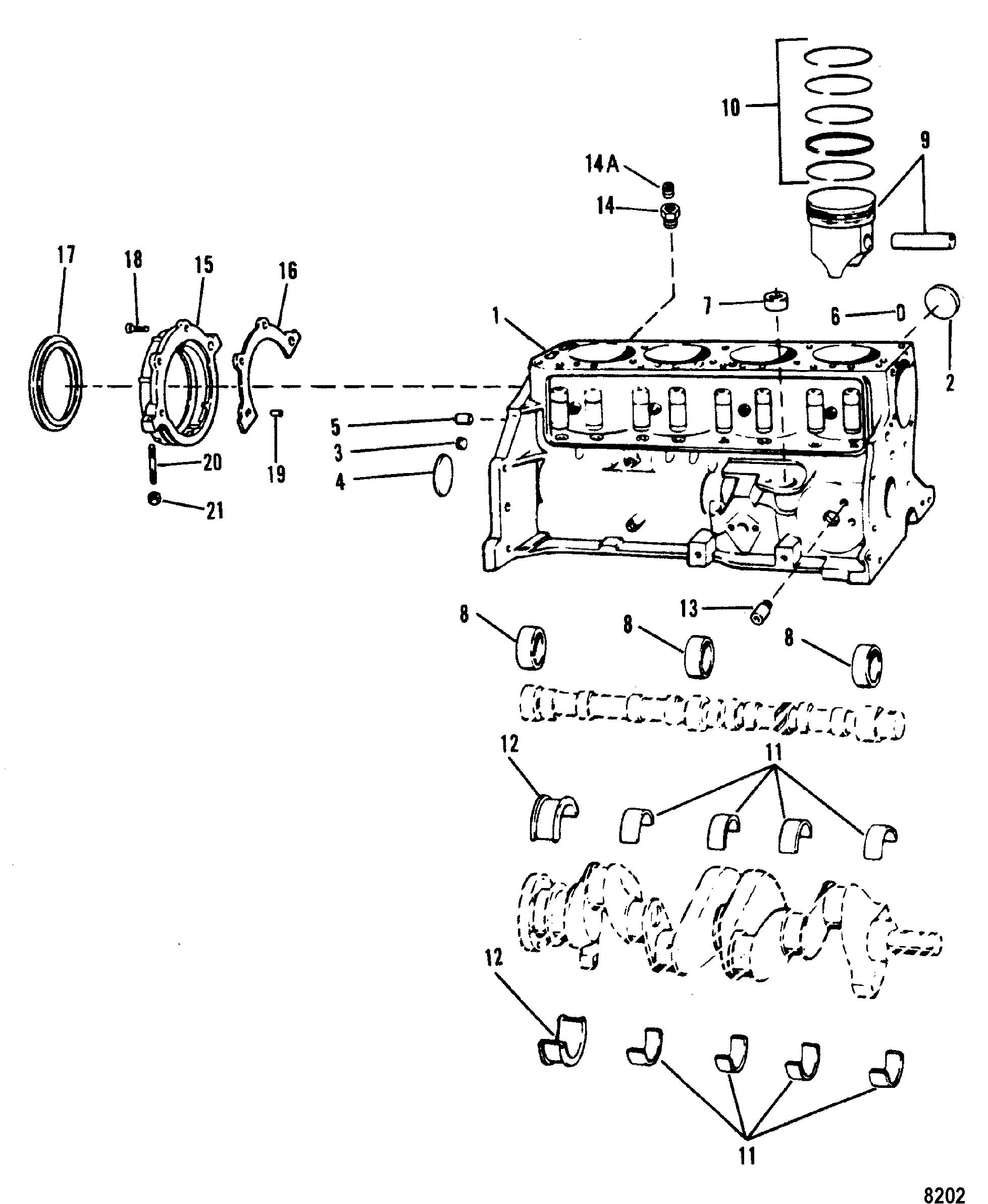 mercruiser key switch wiring diagram
