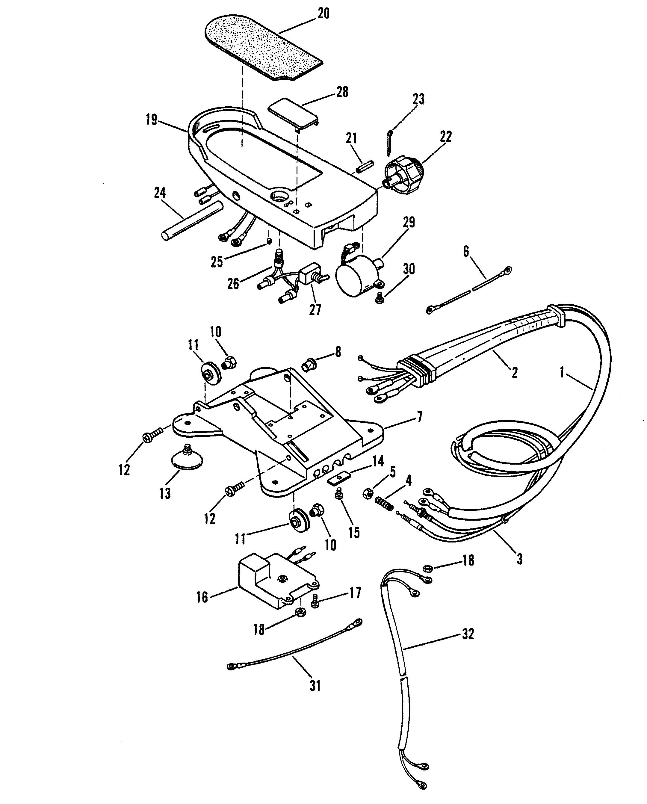 motorguide wiring harness