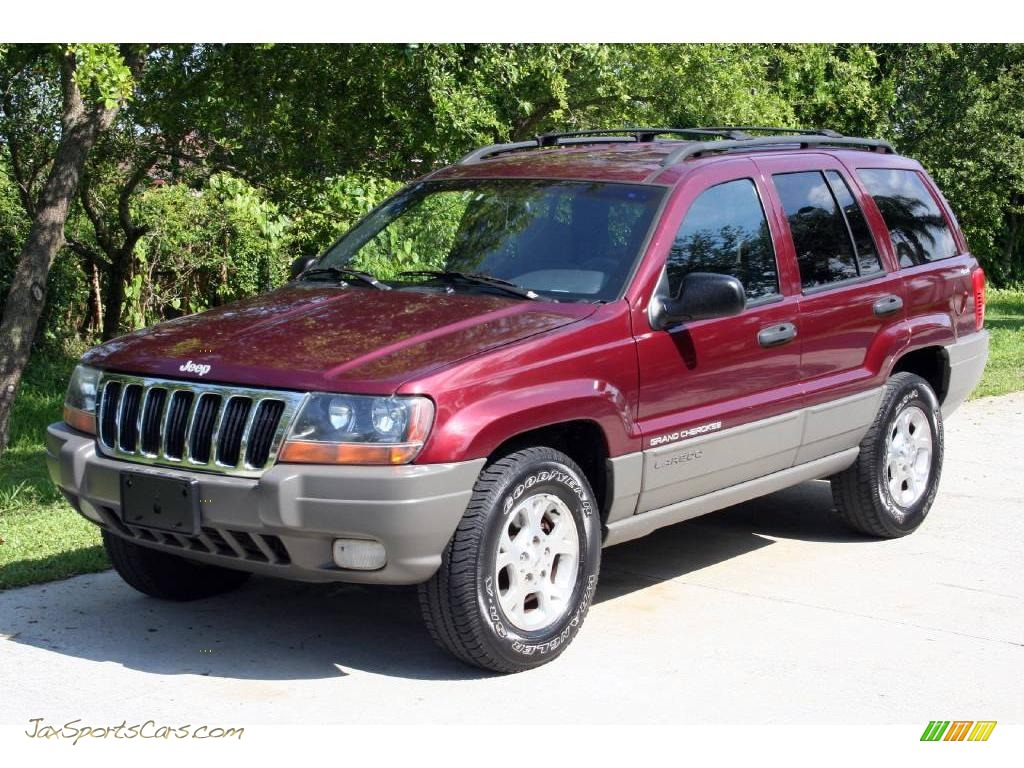 4x4 Sports Cars 1999 Jeep Grand Cherokee Laredo 4x4 In Sienna Pearl