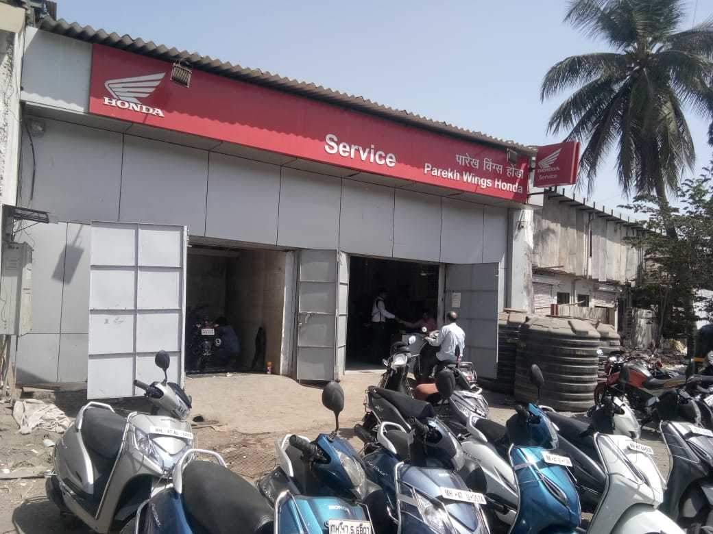 Garage Honda Sion Honda Activa Scooter Repair Services In Mumbai Two Wheeler