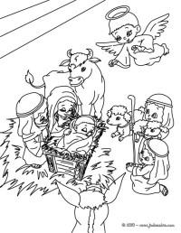 Coloriage Sainte Famille.Coloriage Sainte Famille Page De Coloriage Famille Sainte Pages