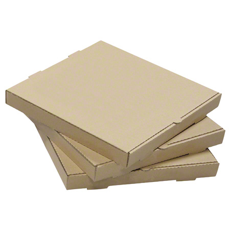 Whalen® Kraft/Kraft Plain Pizza Box - 10\