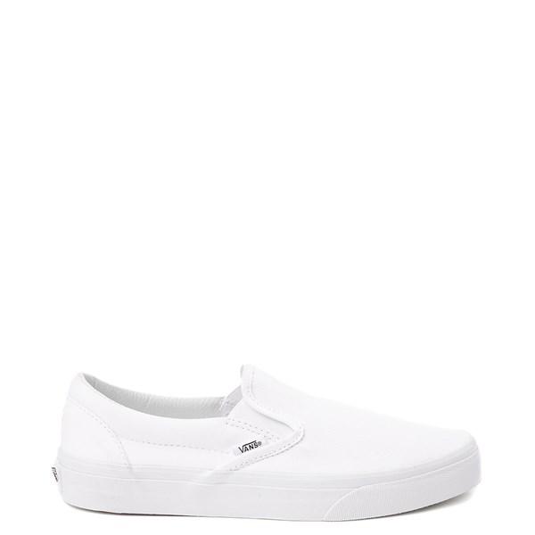 White Vans Shoes Journeys
