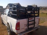 Roof Racks/carriers For Bakkie | Pretoria East | Bakkies ...