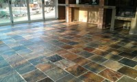SLATE TILES: Various colours and sizes FLOOR AND WALL at