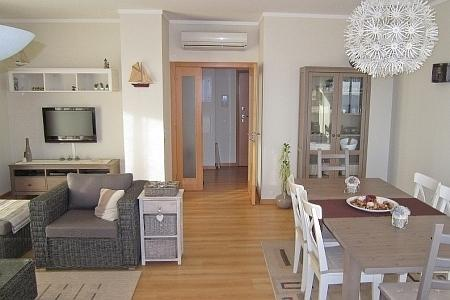 3 Bedroom Apartment With Unobstructed Sea View In Olhão - Apartment Portugal
