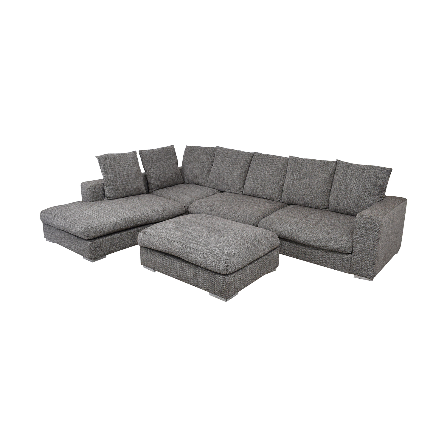 Sofa Boconcept 69% Off - Boconcept Boconcept L-shaped Modular Sofa With ...