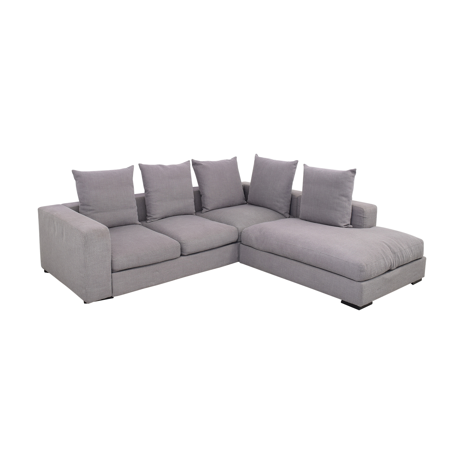 Sofa Boconcept 79% Off - Boconcept Boconcept Cenova Sofa With Lounging ...