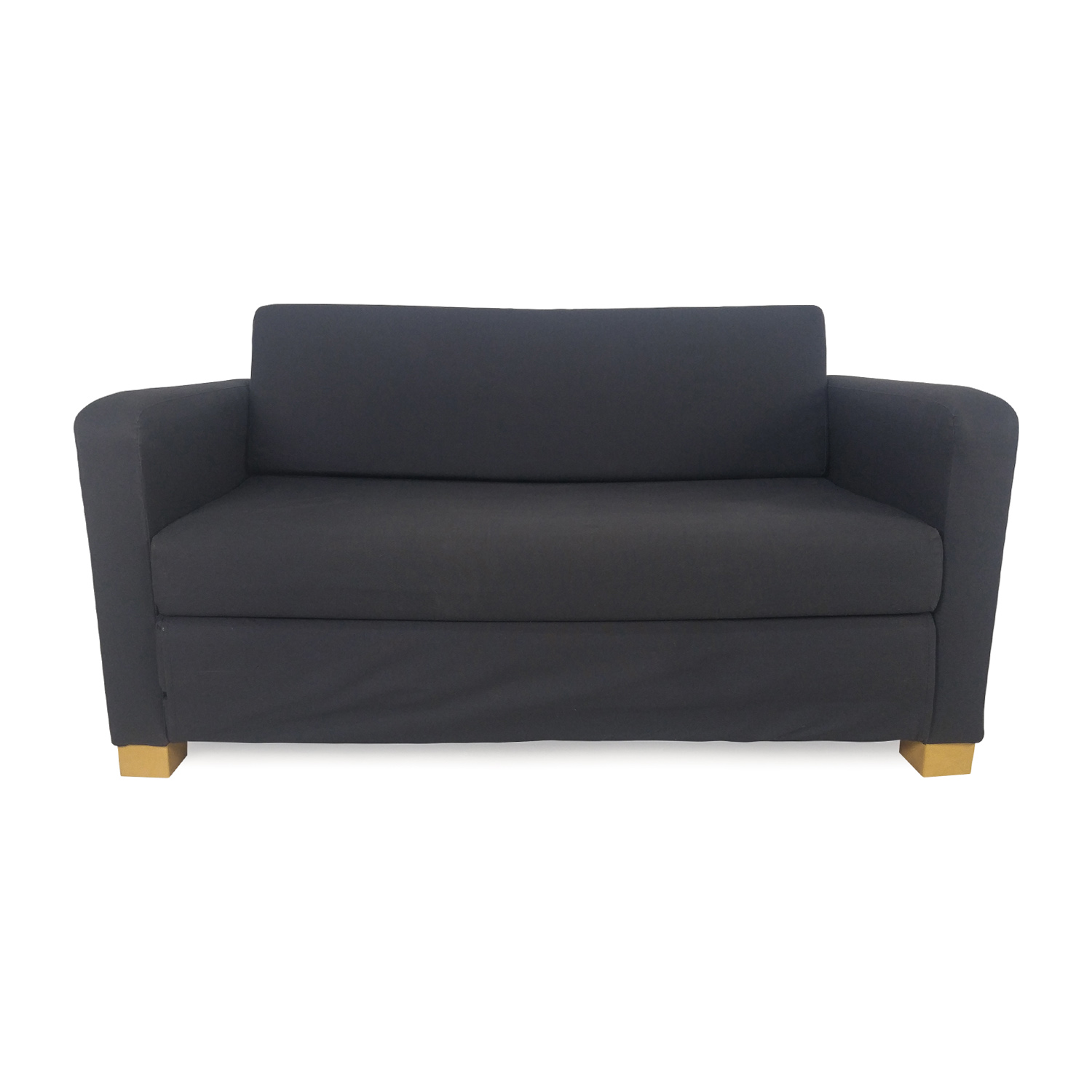 Ikea Sofa Bed 57 Off Ikea Off Blue Futon Sofa Bed Sofas