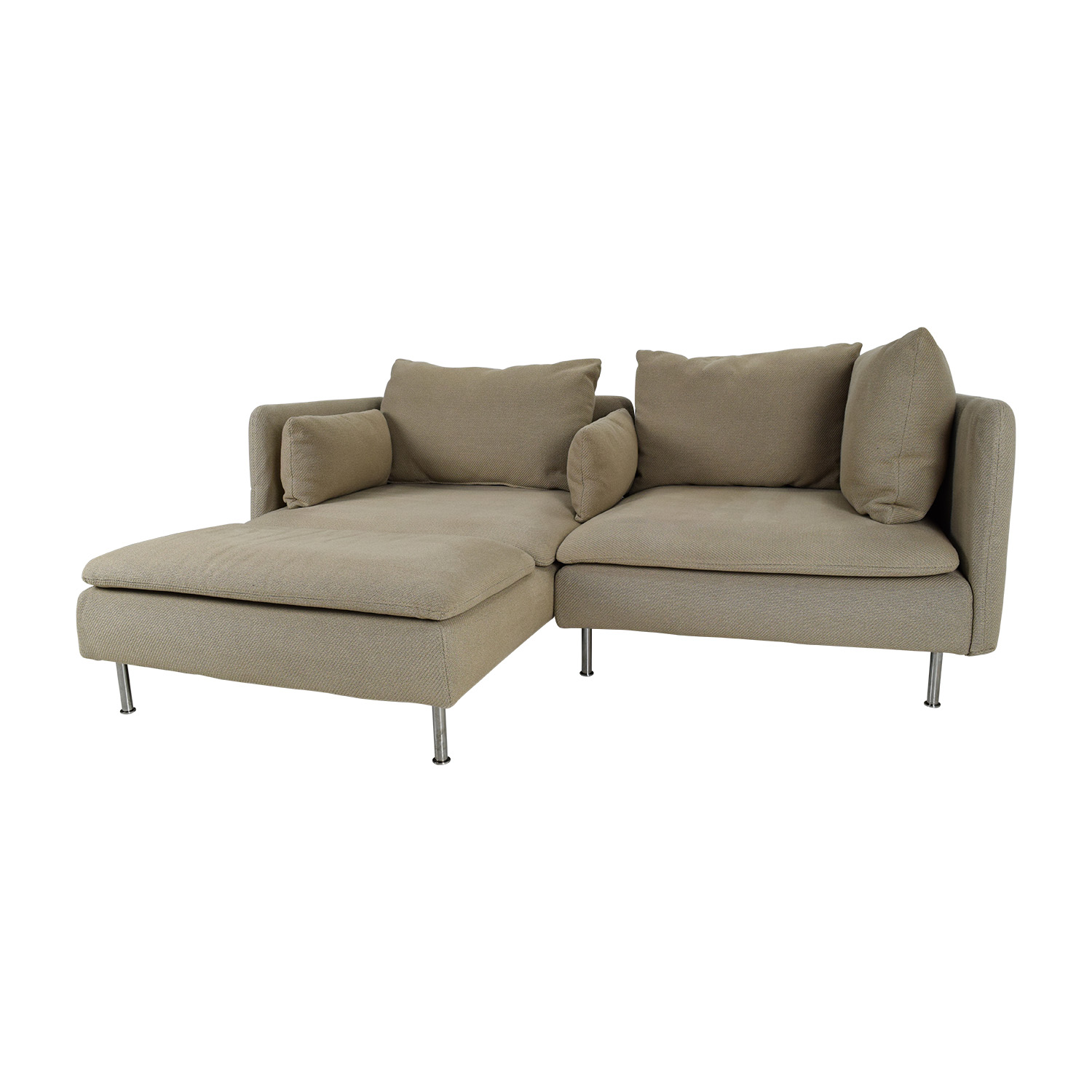 Sofa Online Purchase 50 Off Ikea Soderhamn Sectional Sofa Sofas