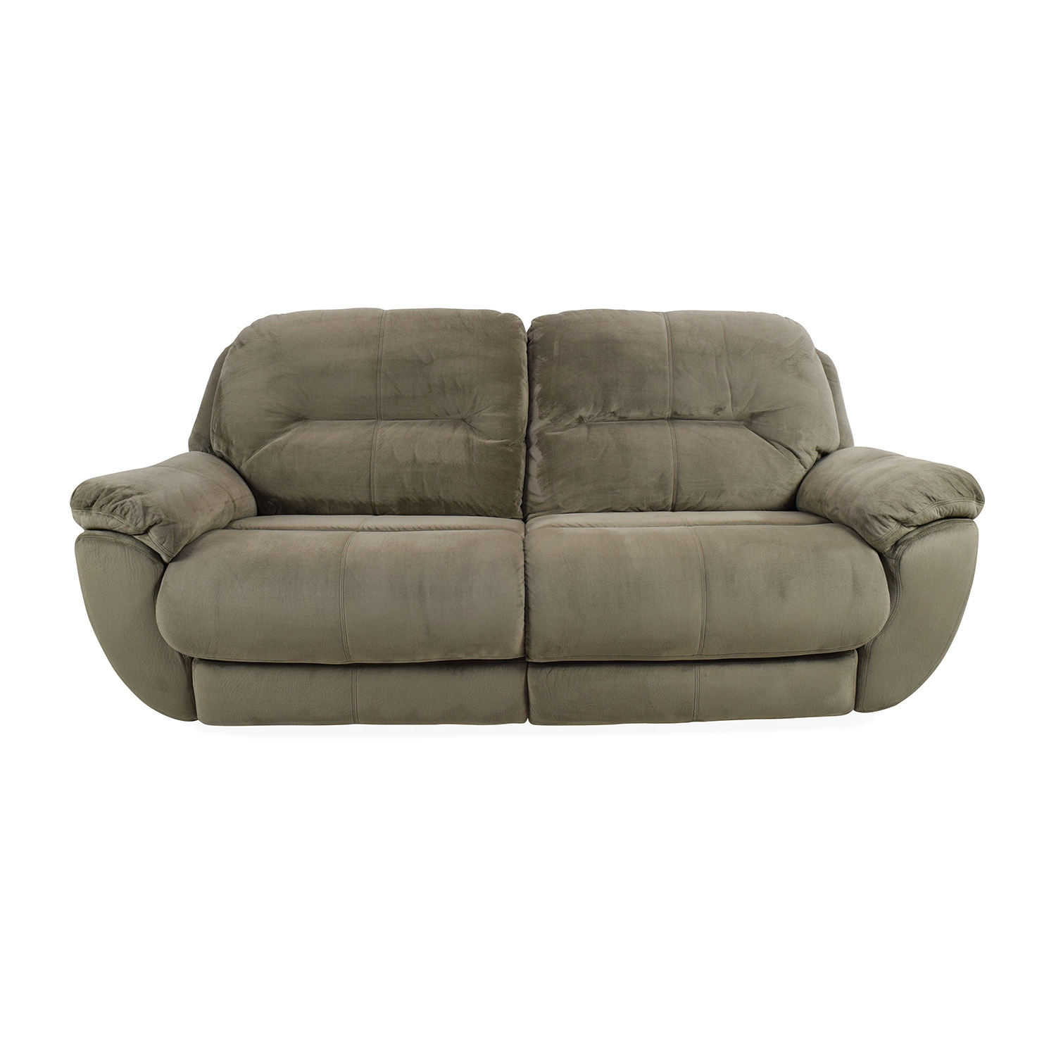 80 Off Raymour Flanigan Kathy Ireland Home Quinn Power Reclining Sofa Sofas