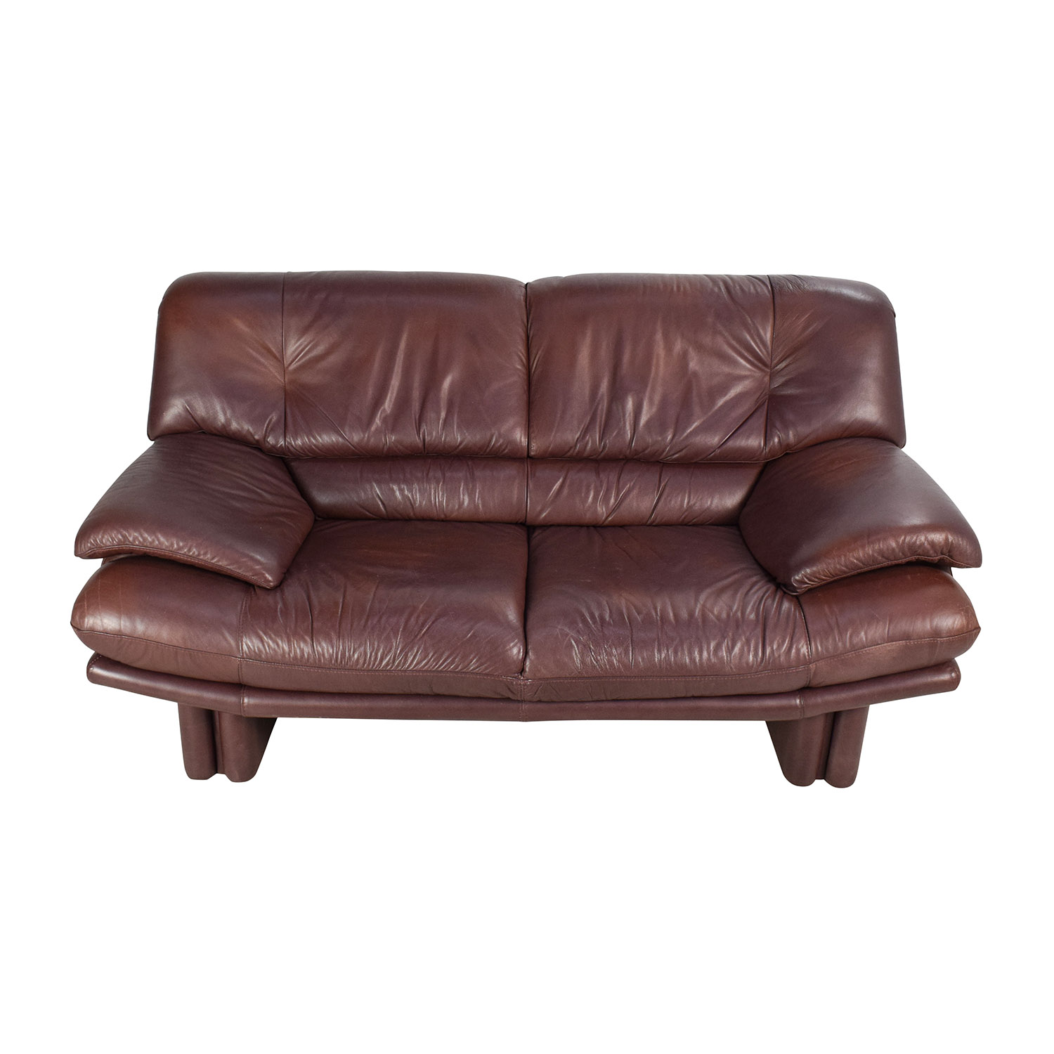 Sofa For Sale Online 67 Off Maurice Villency Maurice Villency Brown Leather Sofa Sofas