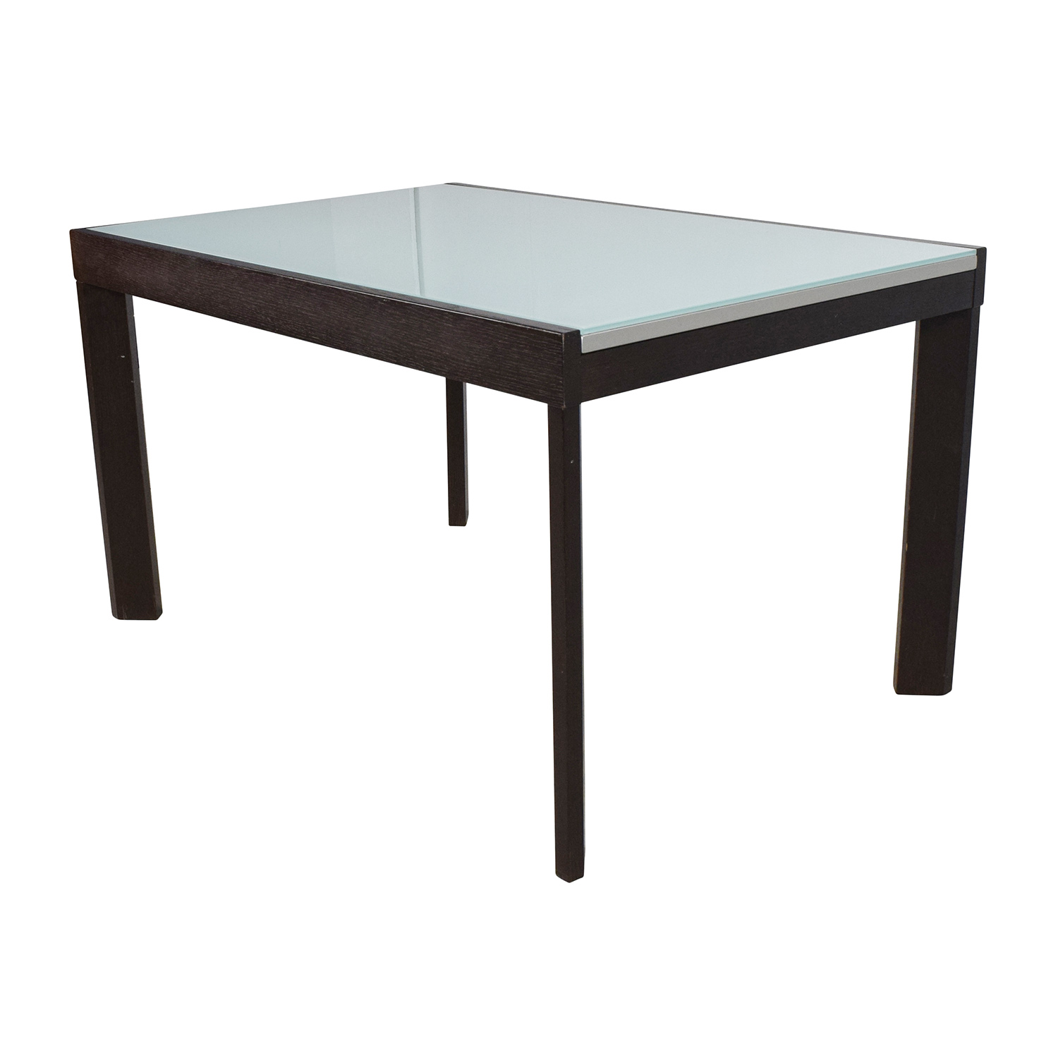 Chaise Calligaris 75 Off Calligaris Calligaris Extendable Glass Dining Table Tables