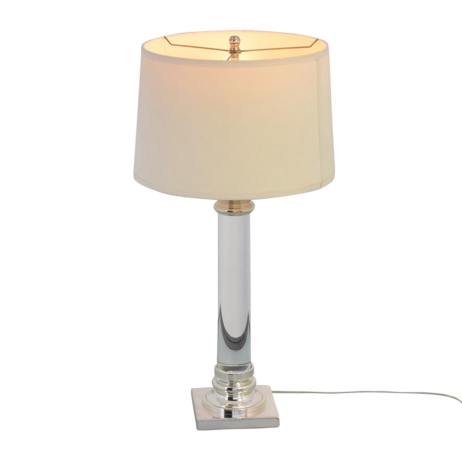 Lamps Online 86 Off Restoration Hardware Restoration Hardware Glass Bedside Table Lamps Decor