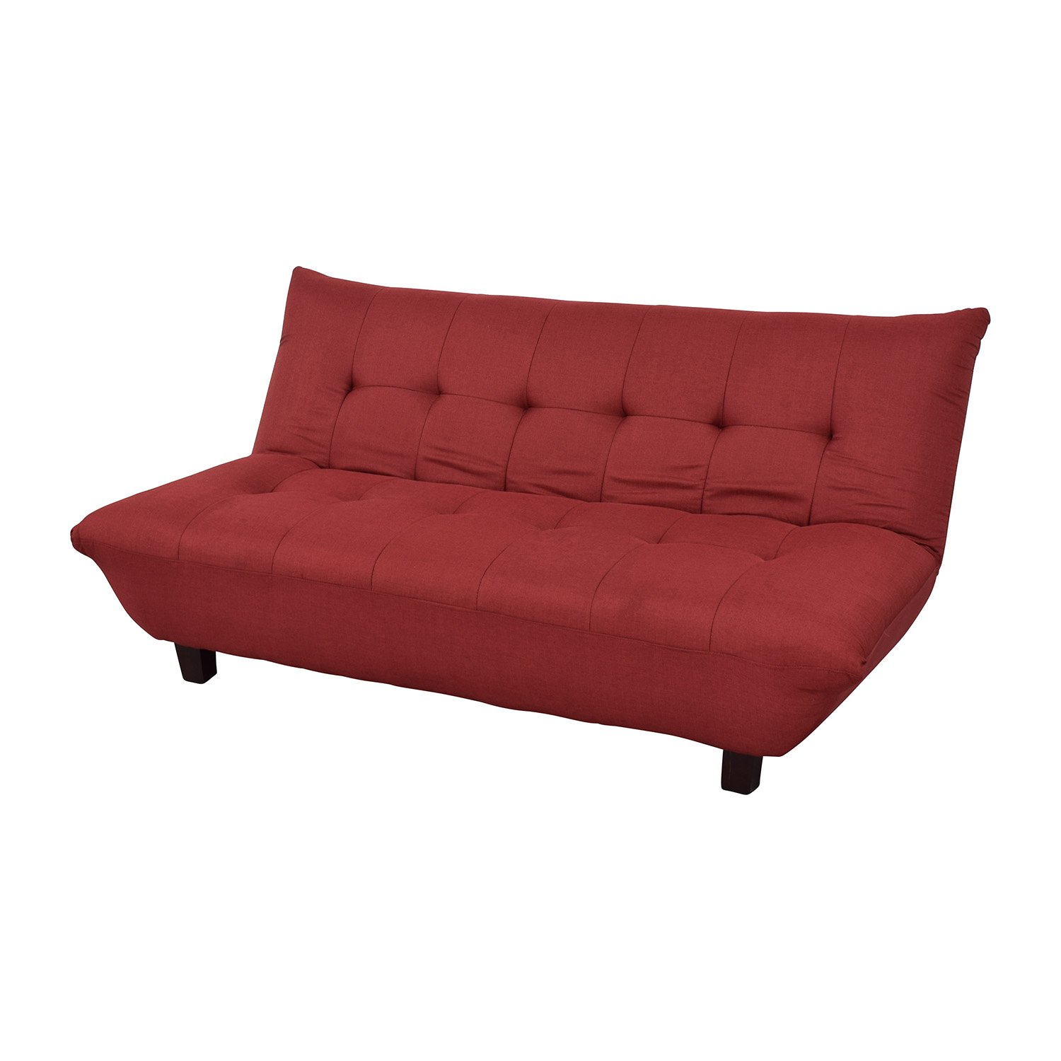Buy Sofa Bed Online 79 Off Red Tufted Futon Sofa Bed Sofas