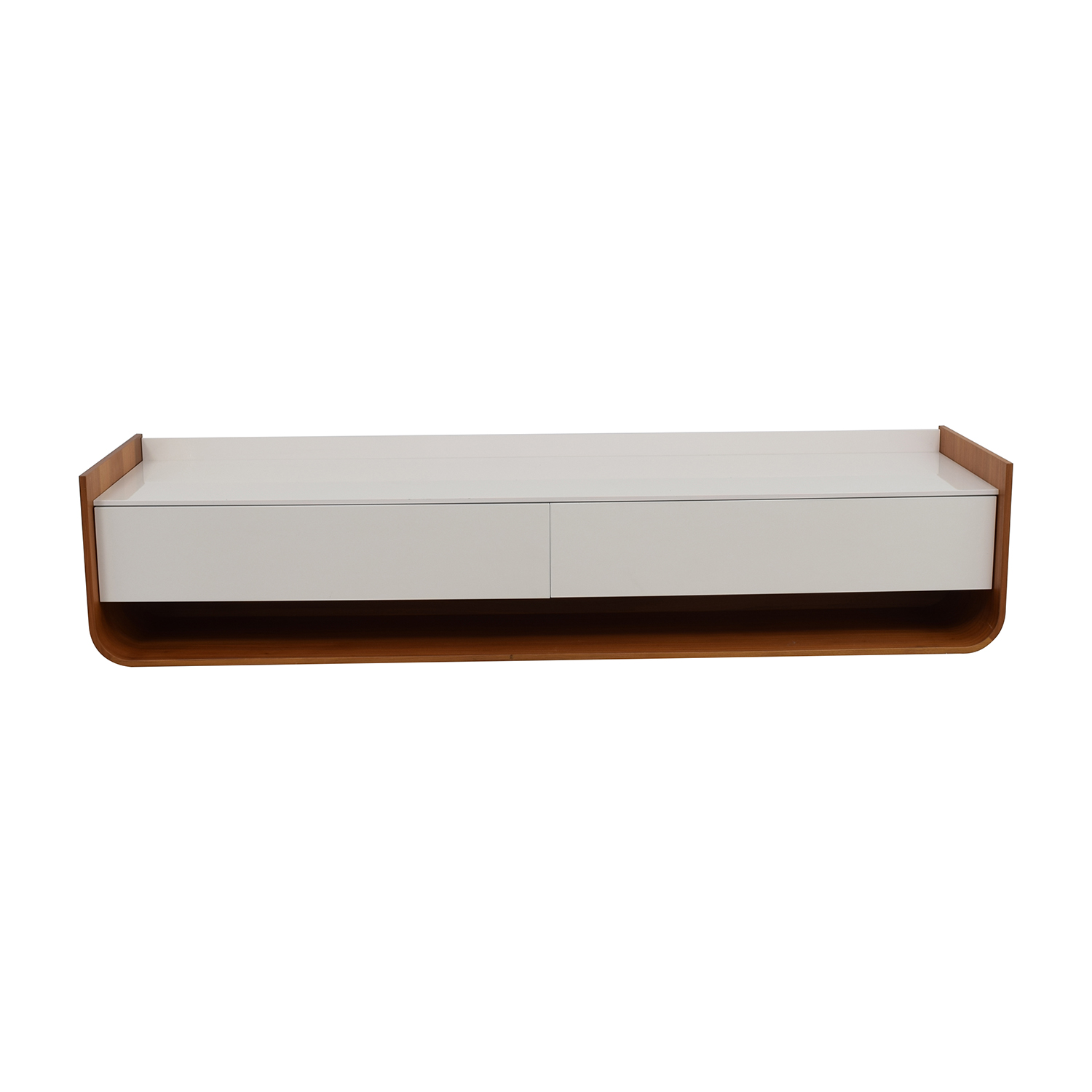 Console Ligne Roset 80 Off Ligne Roset Ligne Roset White Entertainment Unit Storage