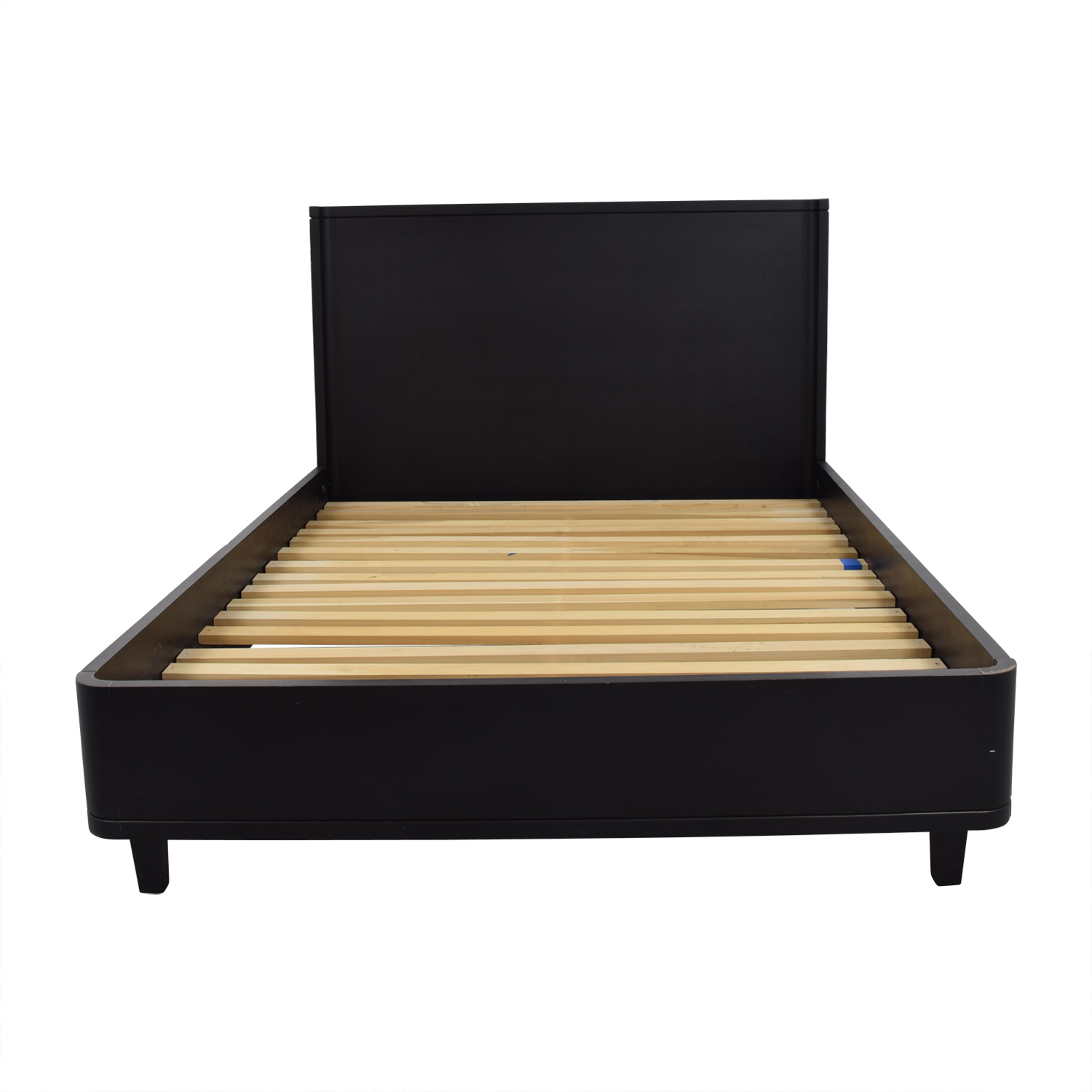 Queen Bed Sale 69 Off Crate Barrel Crate Barrel Lasalle Queen Bed Frame Beds