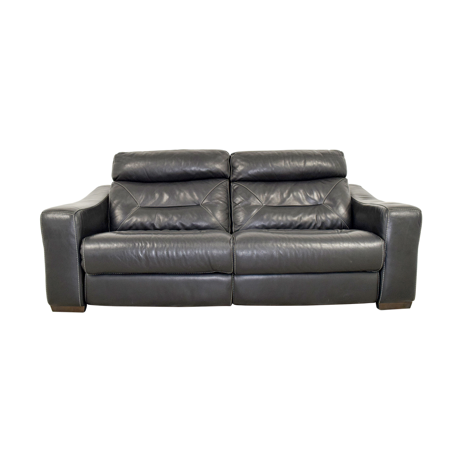 Leather Recliner Sofas For Sale   3 Seater Leather Sofa Fest Edge 3 ...