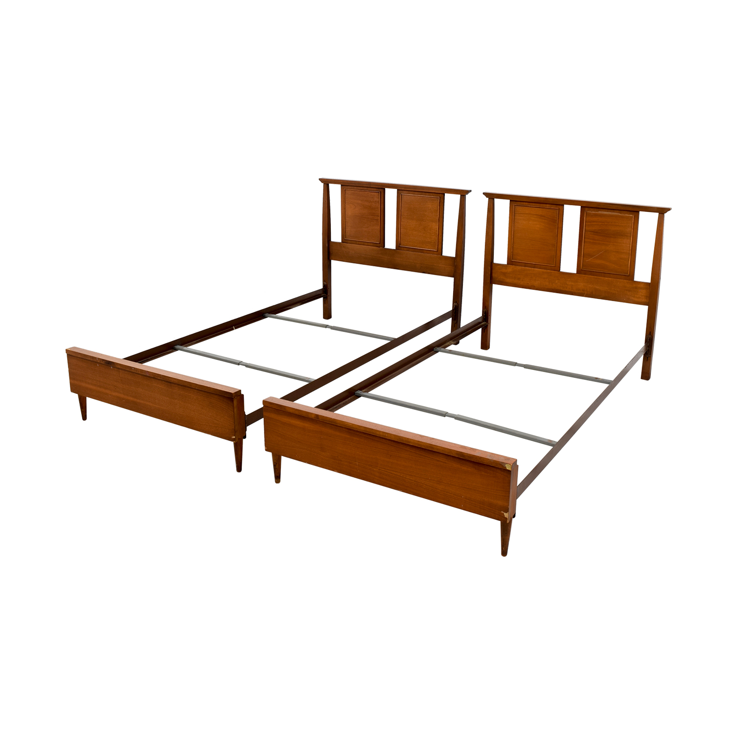 Used Twin Mattress For Sale 39 Off Seamans Seaman S Twin Bed Frames Beds