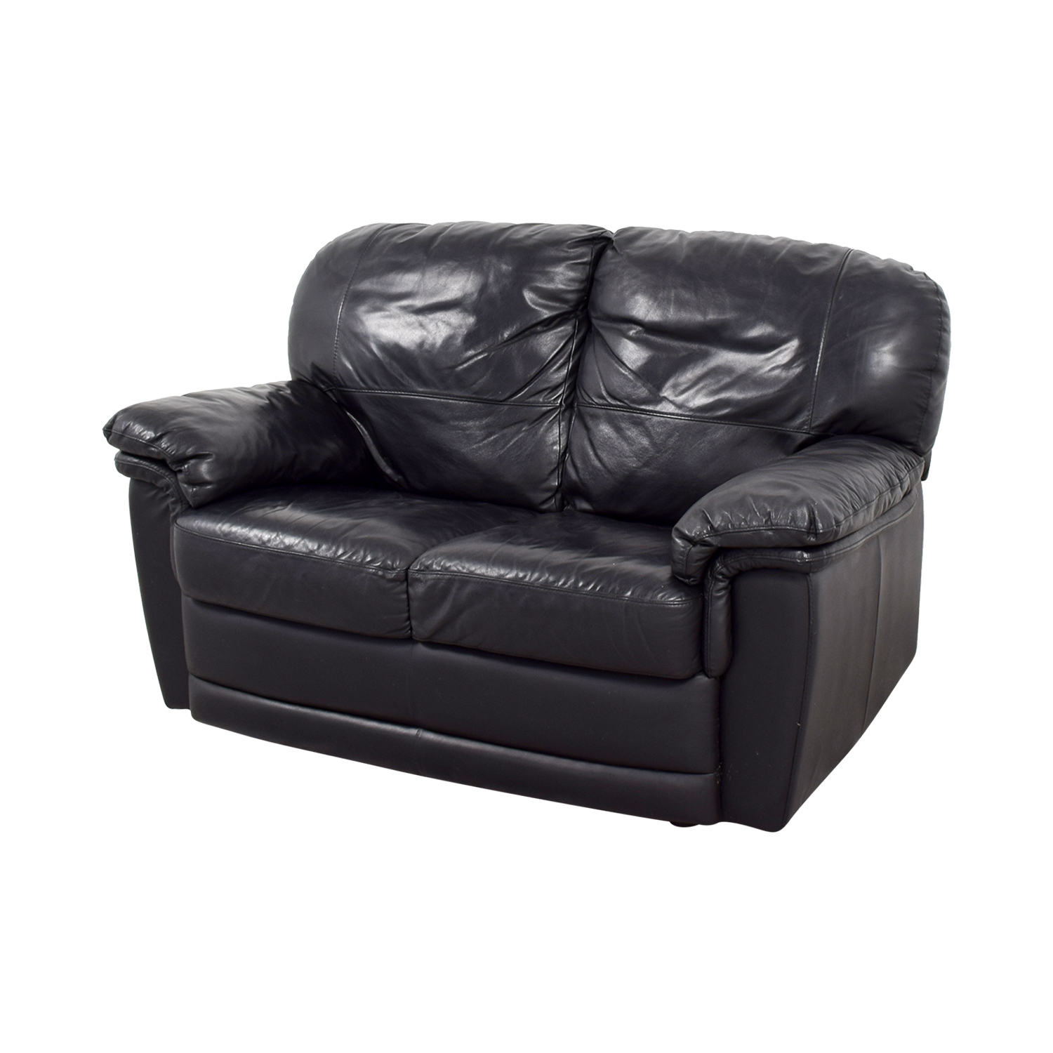 Leather Sofa And Loveseat For Sale | Drummon Leather Sofa And Loveseat