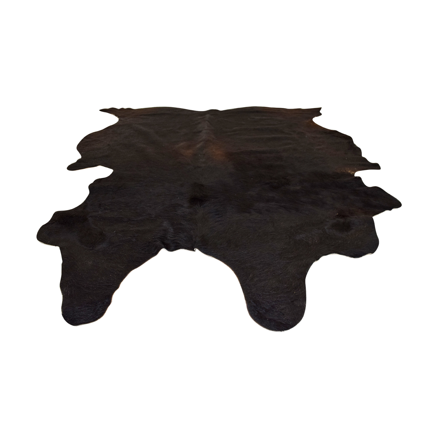 Ikea Cowhide Rug 68 Off Ikea Ikea Koldby Black Cowhide Rug Decor