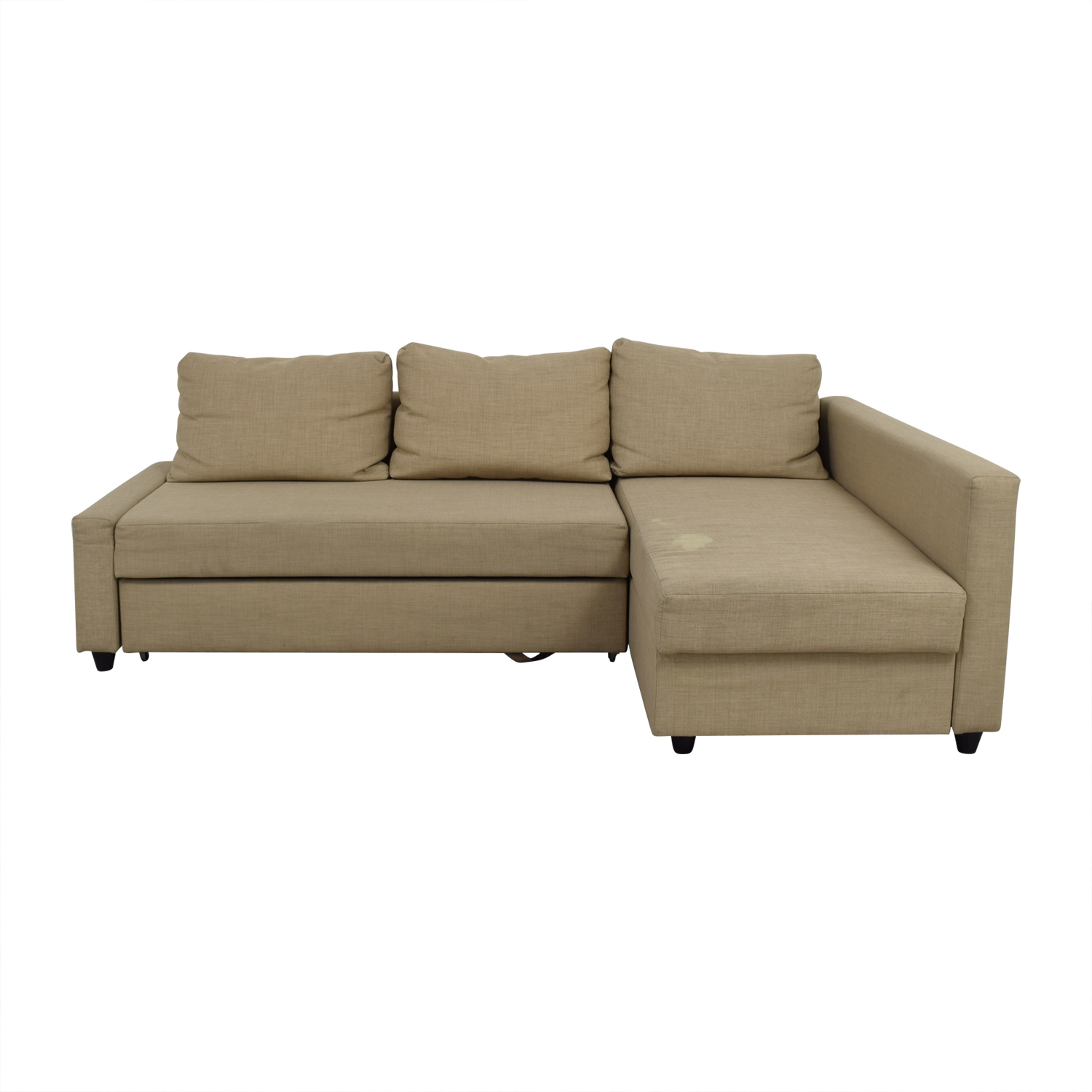 Bettsofa Ikea Friheten 79 Off Ikea Ikea Friheten Tan Sleeper Sectional Sofas
