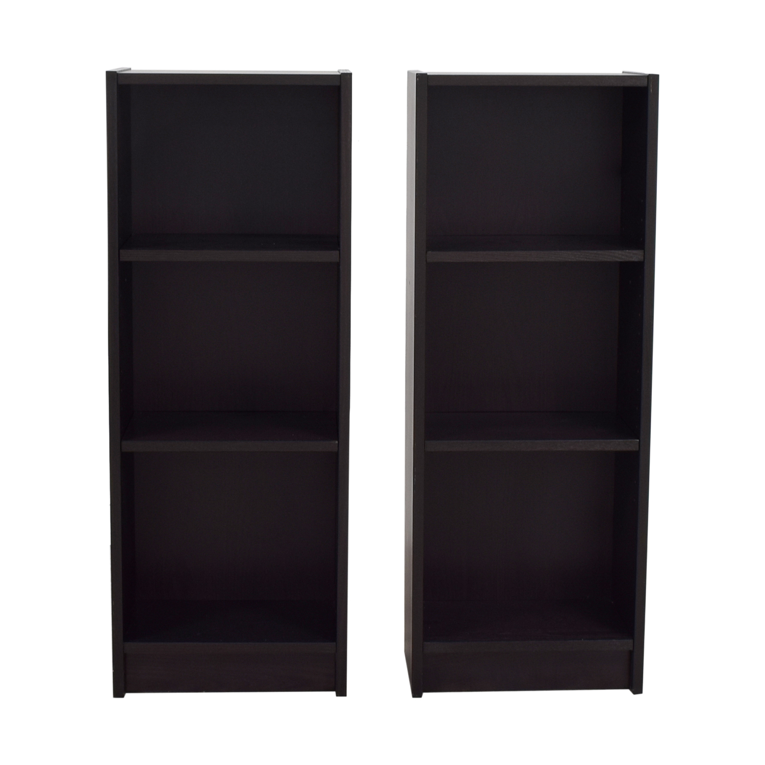 Billy Ikea Dimensions 56 Off Ikea Ikea Billy Narrow Bookcases Storage