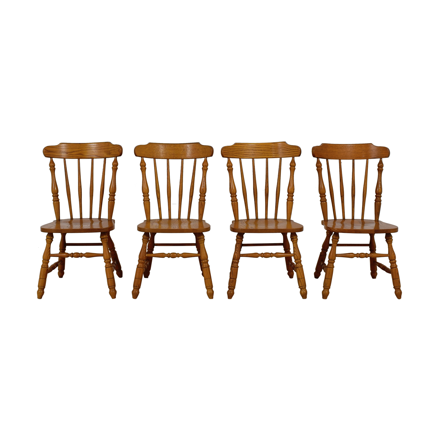 74 Off Virginia House Virginia House Wood Dining Room Chairs Chairs