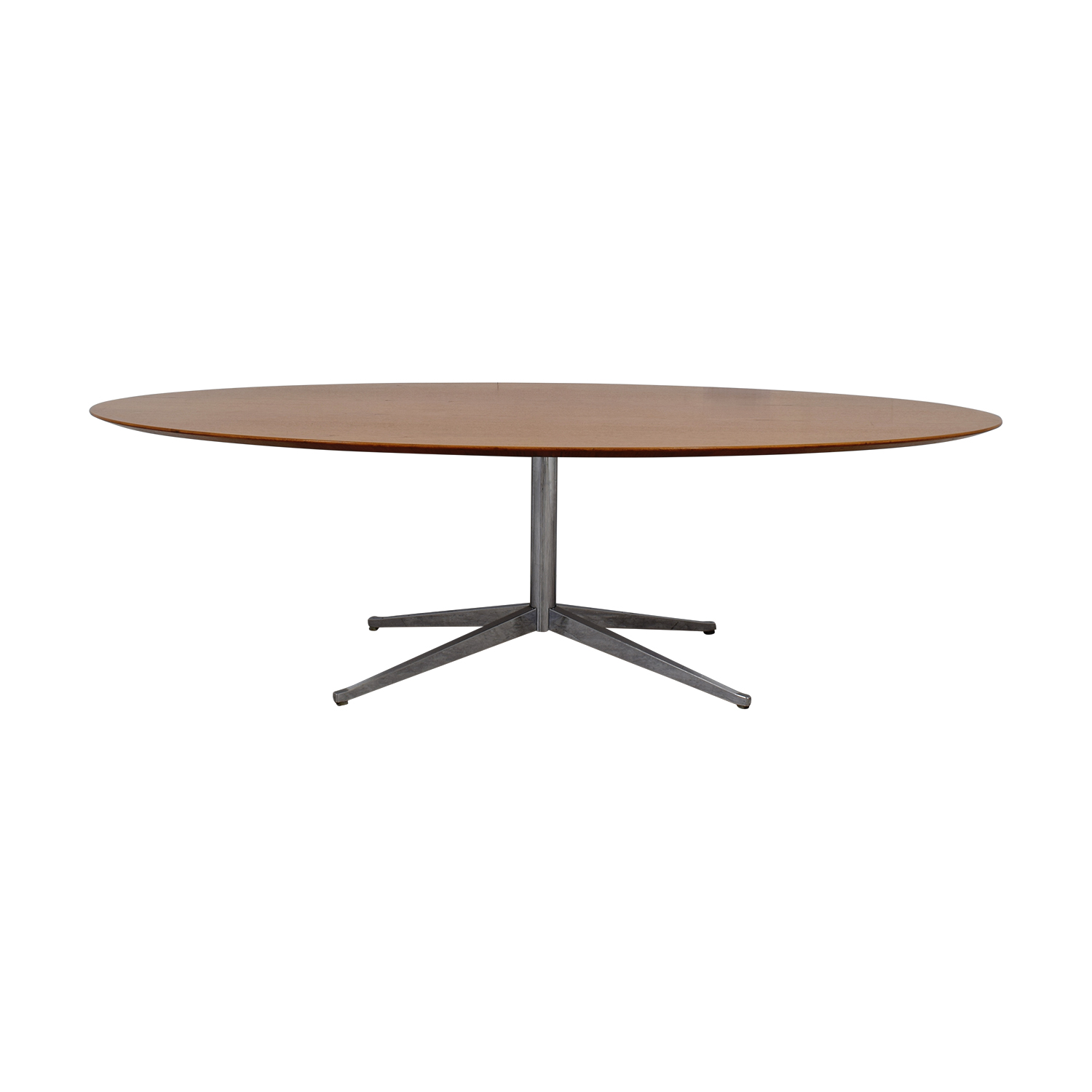 Knoll Table 86 Off Knoll Knoll Florence Oval Dining Table Tables