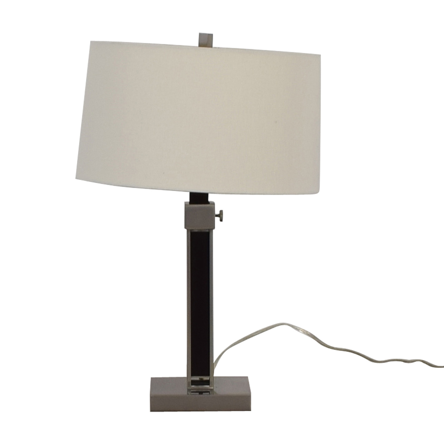Lamps Online 80 Off Crate Barrel Crate Barrel Denley Table Lamp Decor