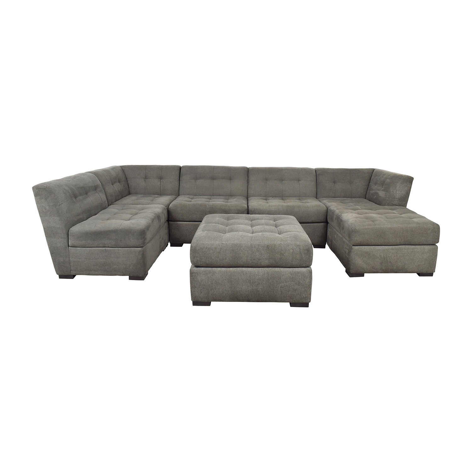 Chaise Spoon 82 Off Macy S Macy S Roxanne Ii Modular Sectional Sofa With Chaise Ottoman Sofas