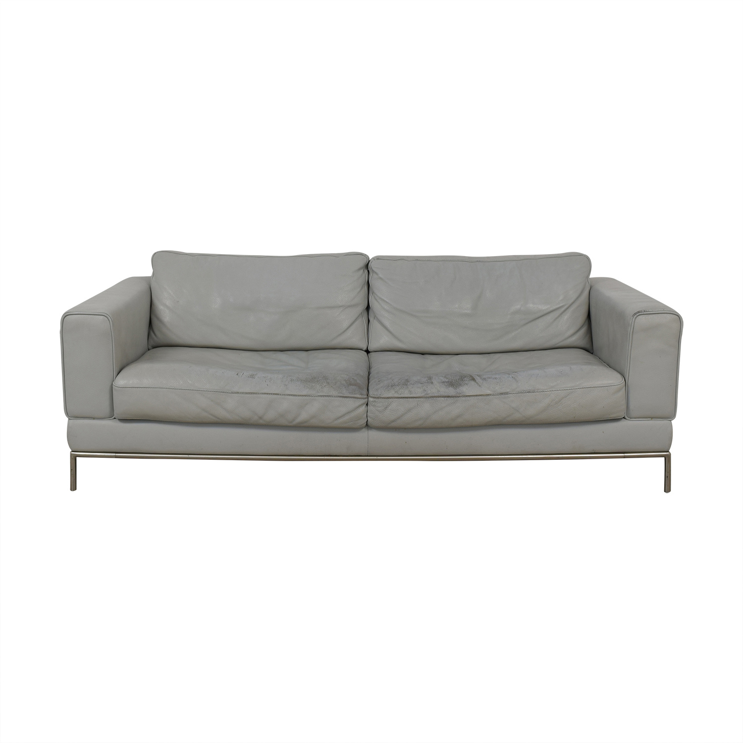 Ledersofa Ikea Säter 54 Off Ikea Ikea Sater Split Leather Sofa Sofas