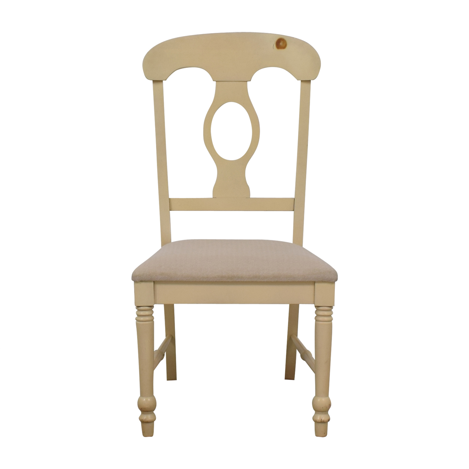 White Desk Chair Wood 90 Off Broyhill Furniture Broyhill White Desk Chair Chairs