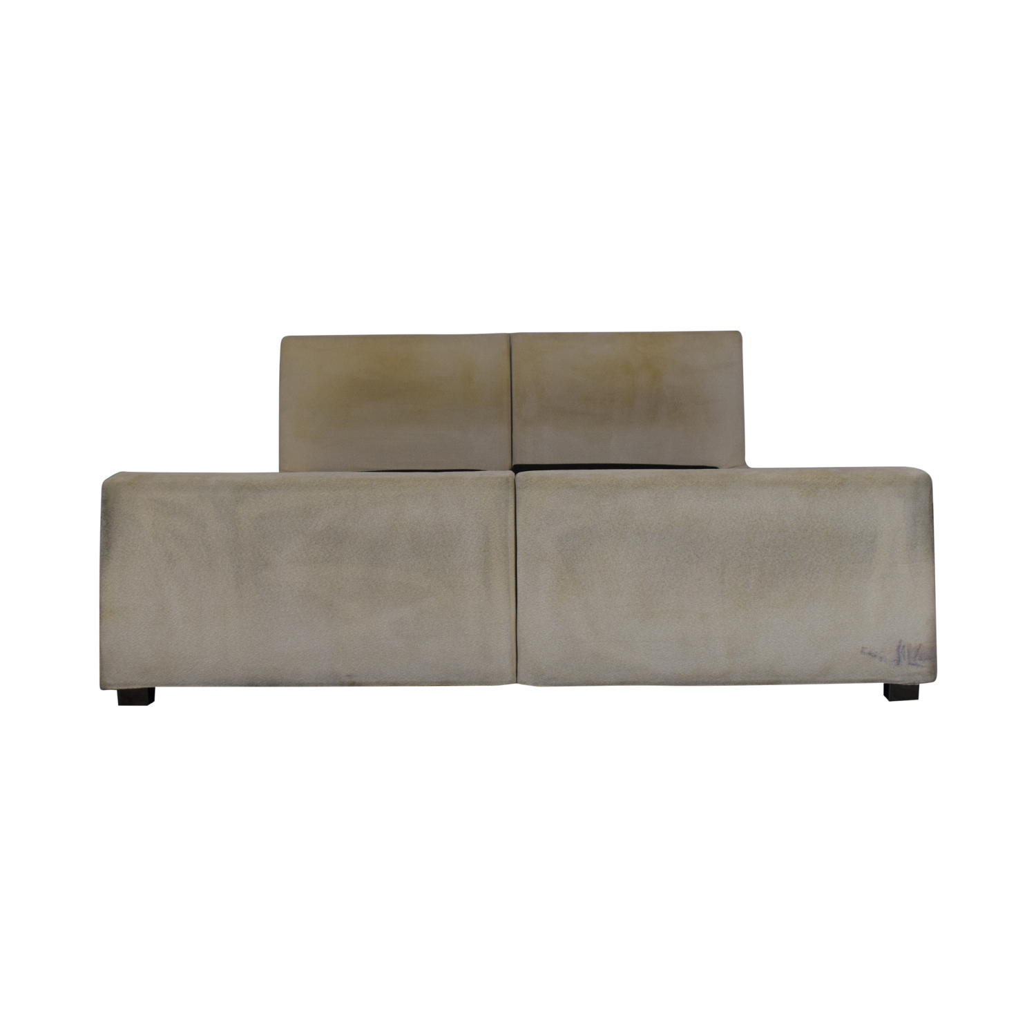 King Bed Dimentions 86 Off Minotti Minotti King Bed Frame Beds