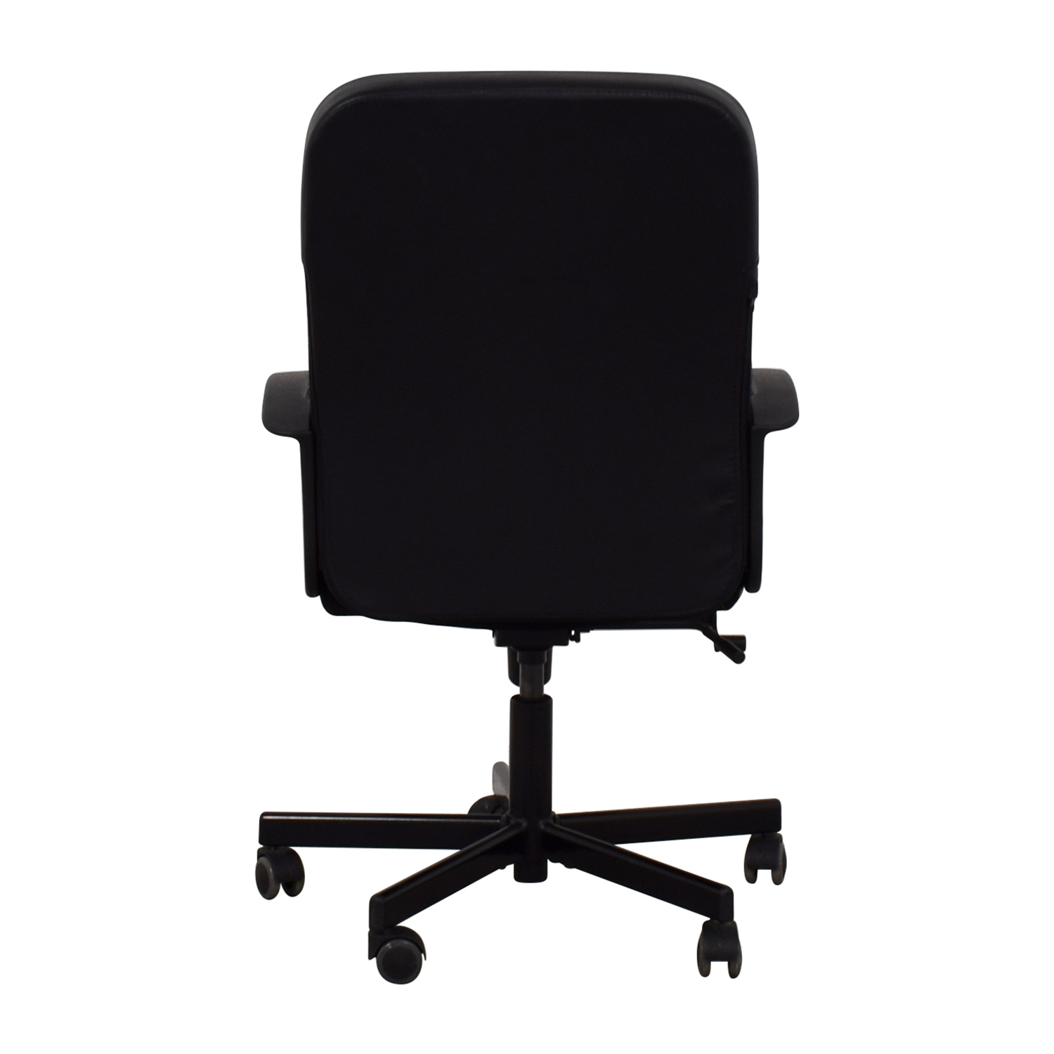 Ikea Black Chair 75 Off Ikea Ikea Black Office Chair Chairs