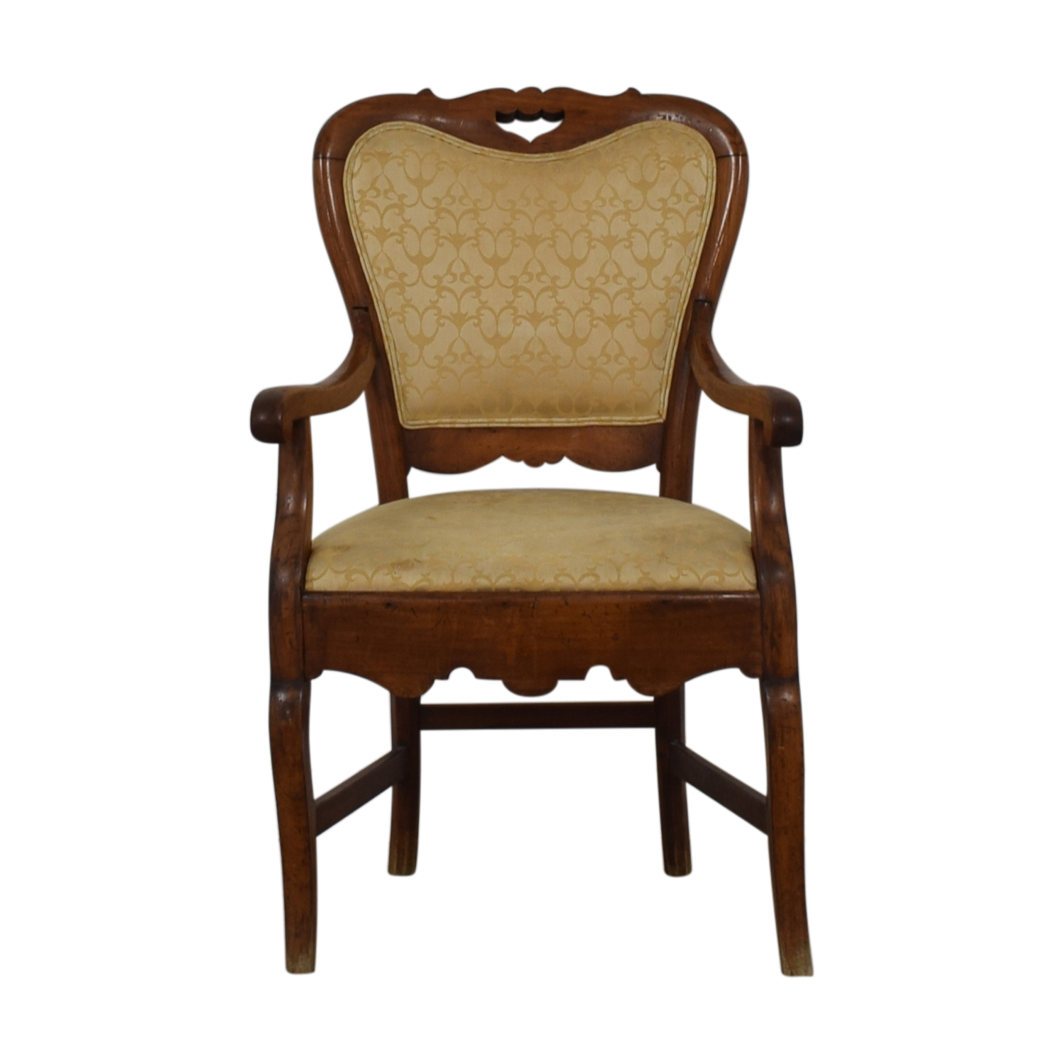 Arm Chairs 78 Off Yellow French Arm Chair Chairs