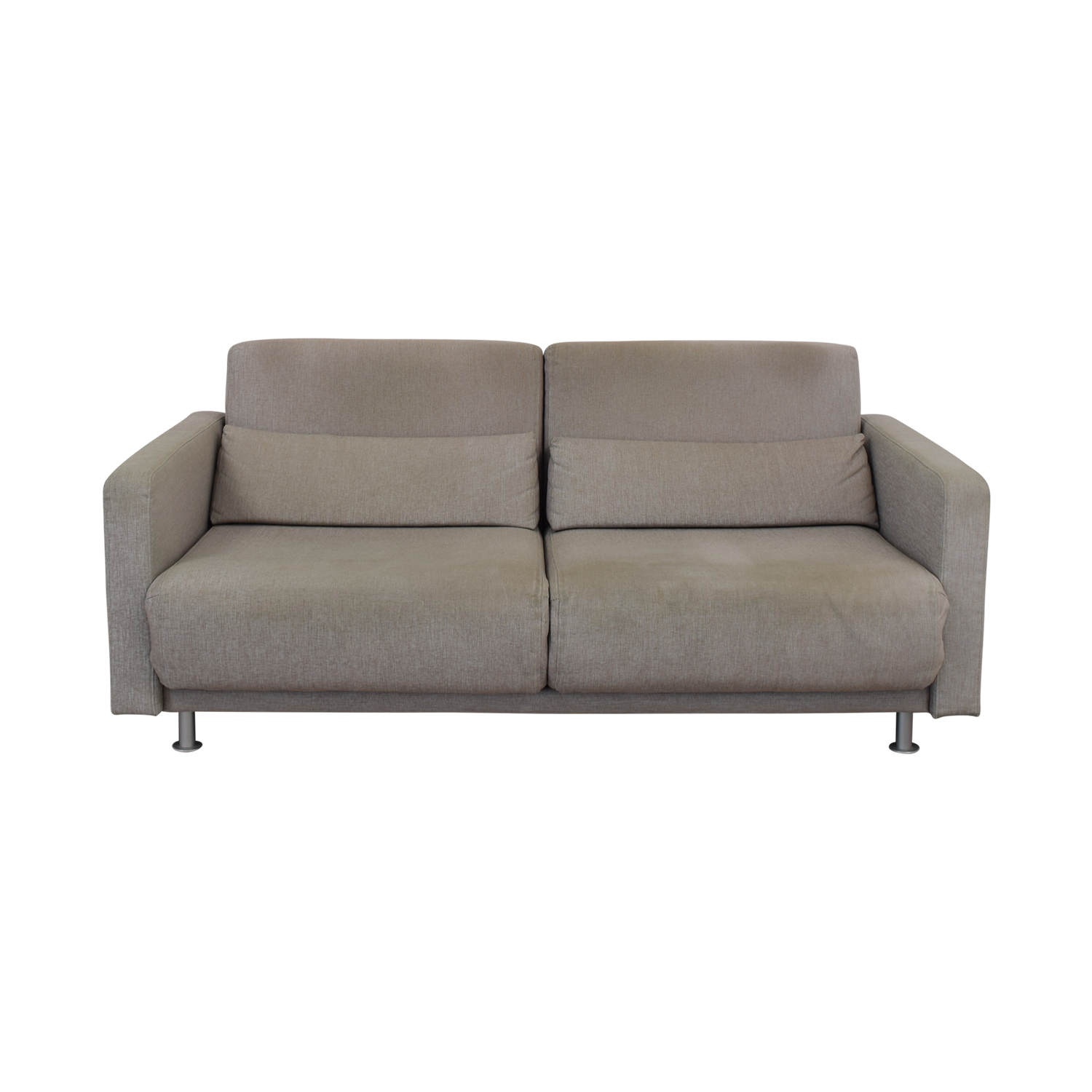 Sofa Queen 77 Off Boconcept Boconcept Melo Grey Sofa Queen Bed Sofas