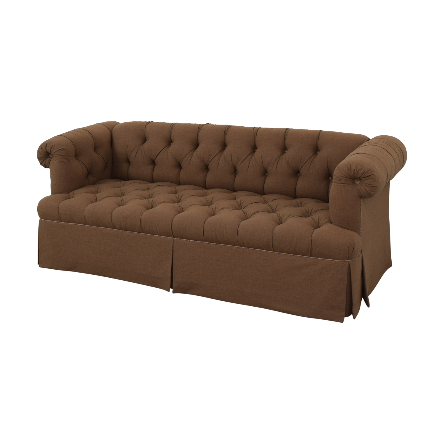 Chesterfield Sofa 74 Off Lewis Mittman Lewis Mittman Chesterfield Sofa Sofas