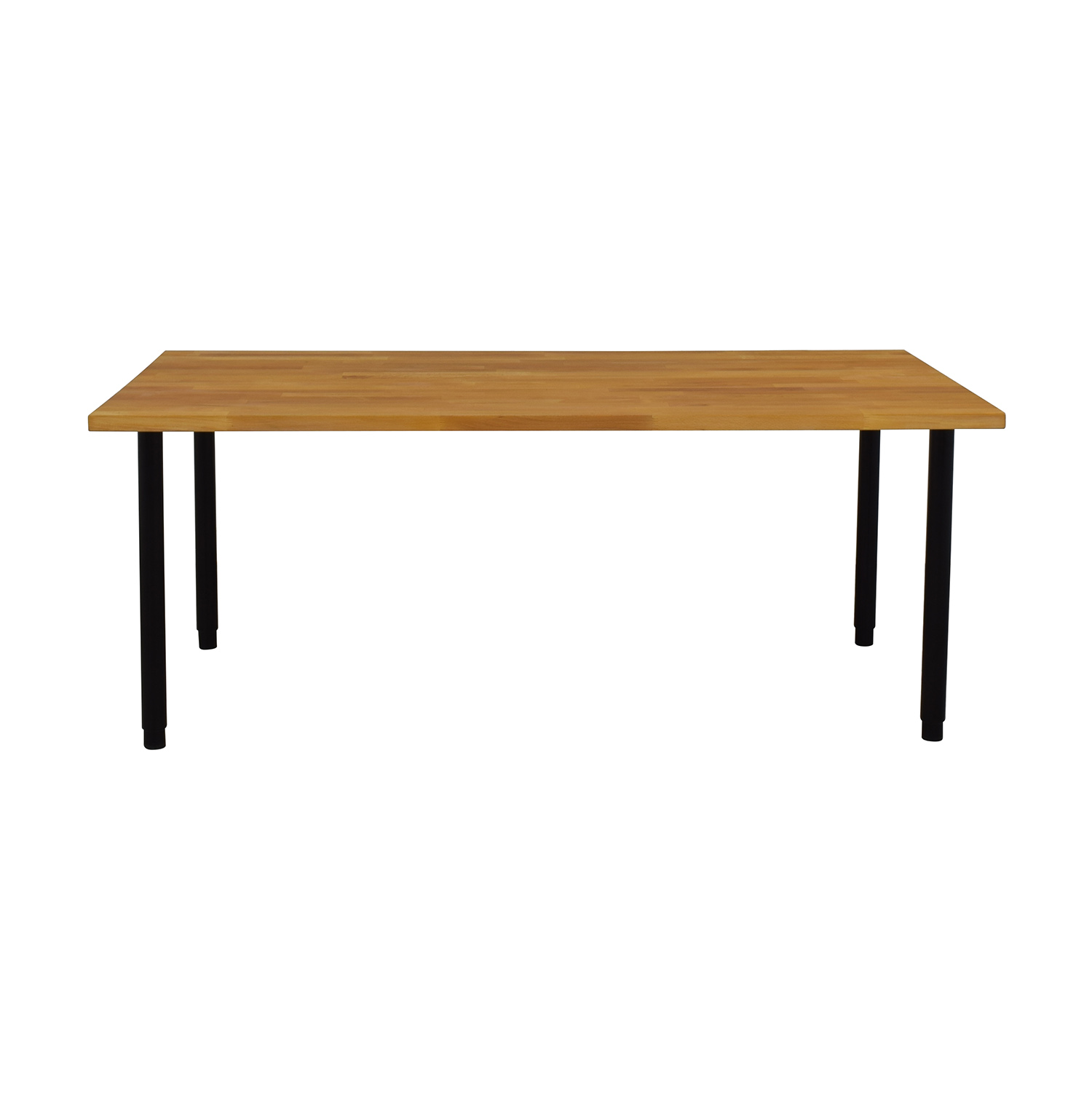 Ikea Table 46 Off Ikea Ikea Gerton Table With Olov Legs Tables