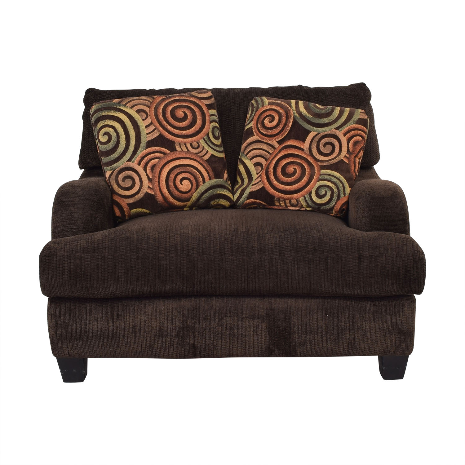 Accent Chairs To Go With Brown Leather Sofa 89 Off Bob S Discount Furniture Bob S Discount Furniture Brown
