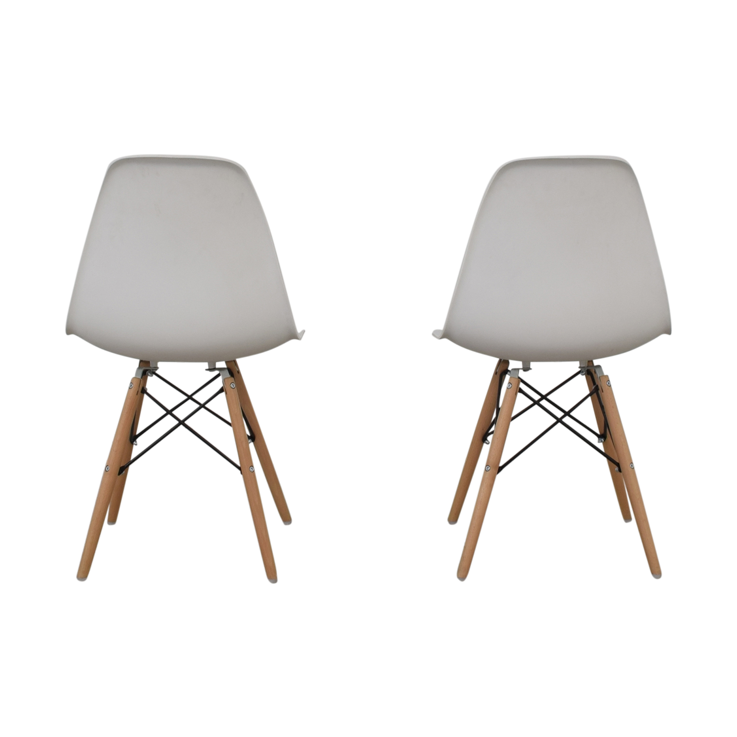 Eames Replica 71 Off Wayfair Wayfair Eames Replica White Dining Chairs Chairs