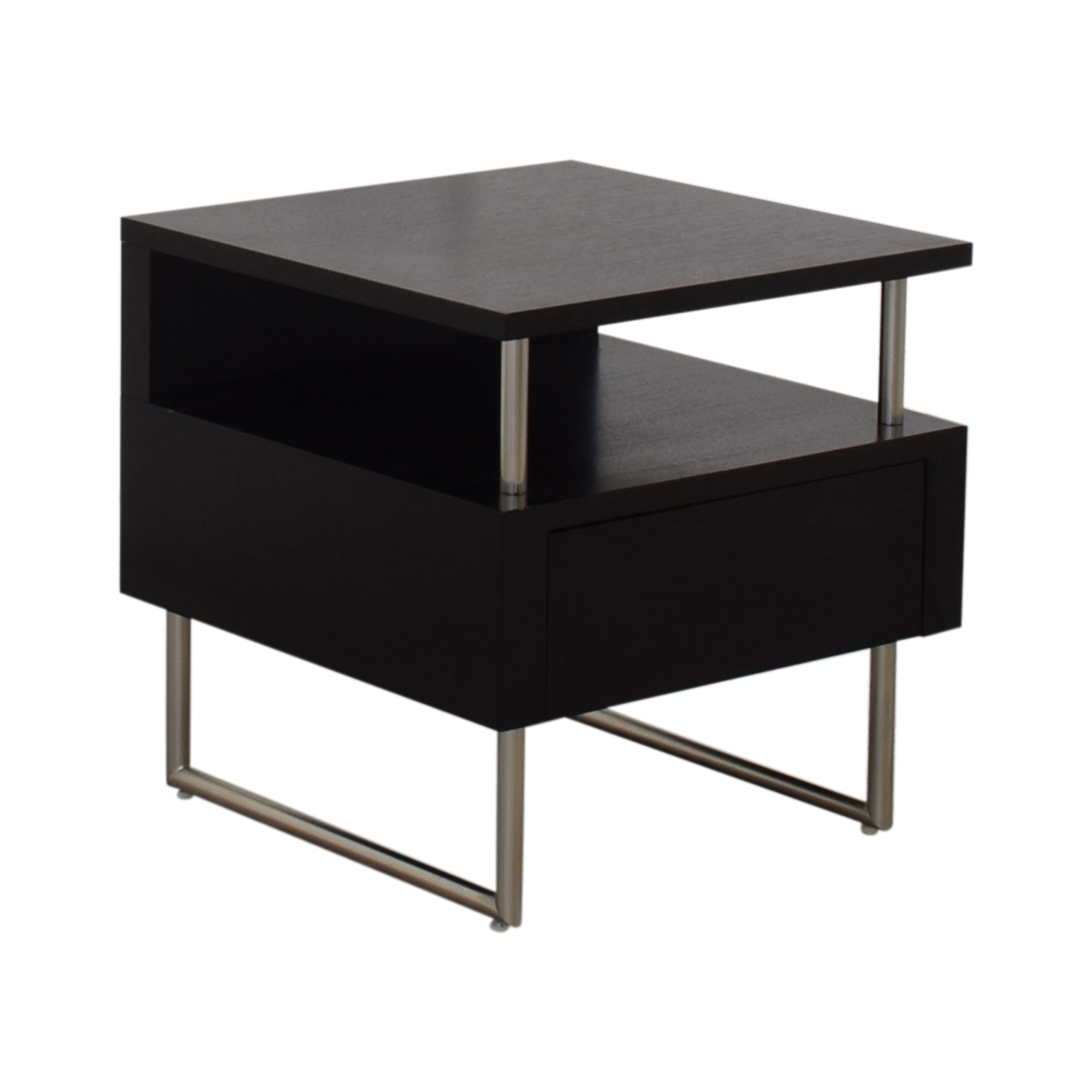 Chaise Calligaris 68 Off Calligaris Calligaris Single Drawer End Table Tables