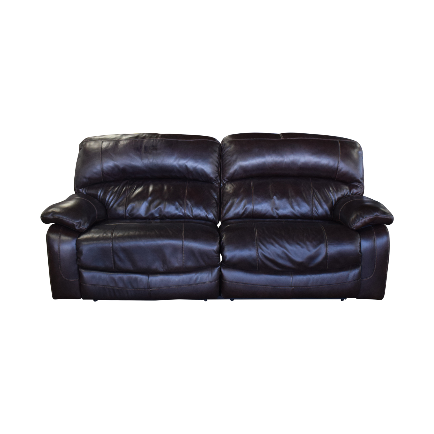 Sofa With Recliner 82 Off Ashley Furniture Ashley Furniture Sofa Recliner Sofas