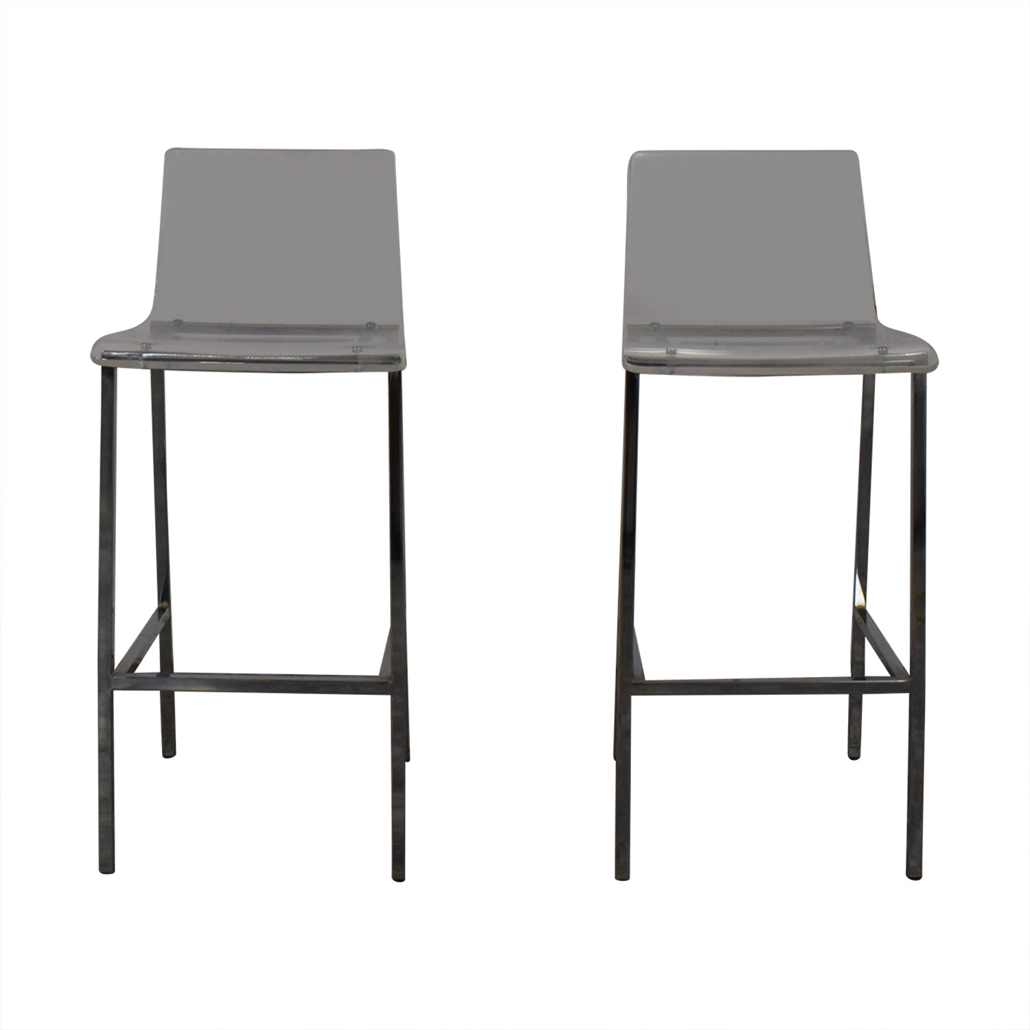Bar Stool Chairs 67 Off Cb2 Cb2 Bar Stools Chairs