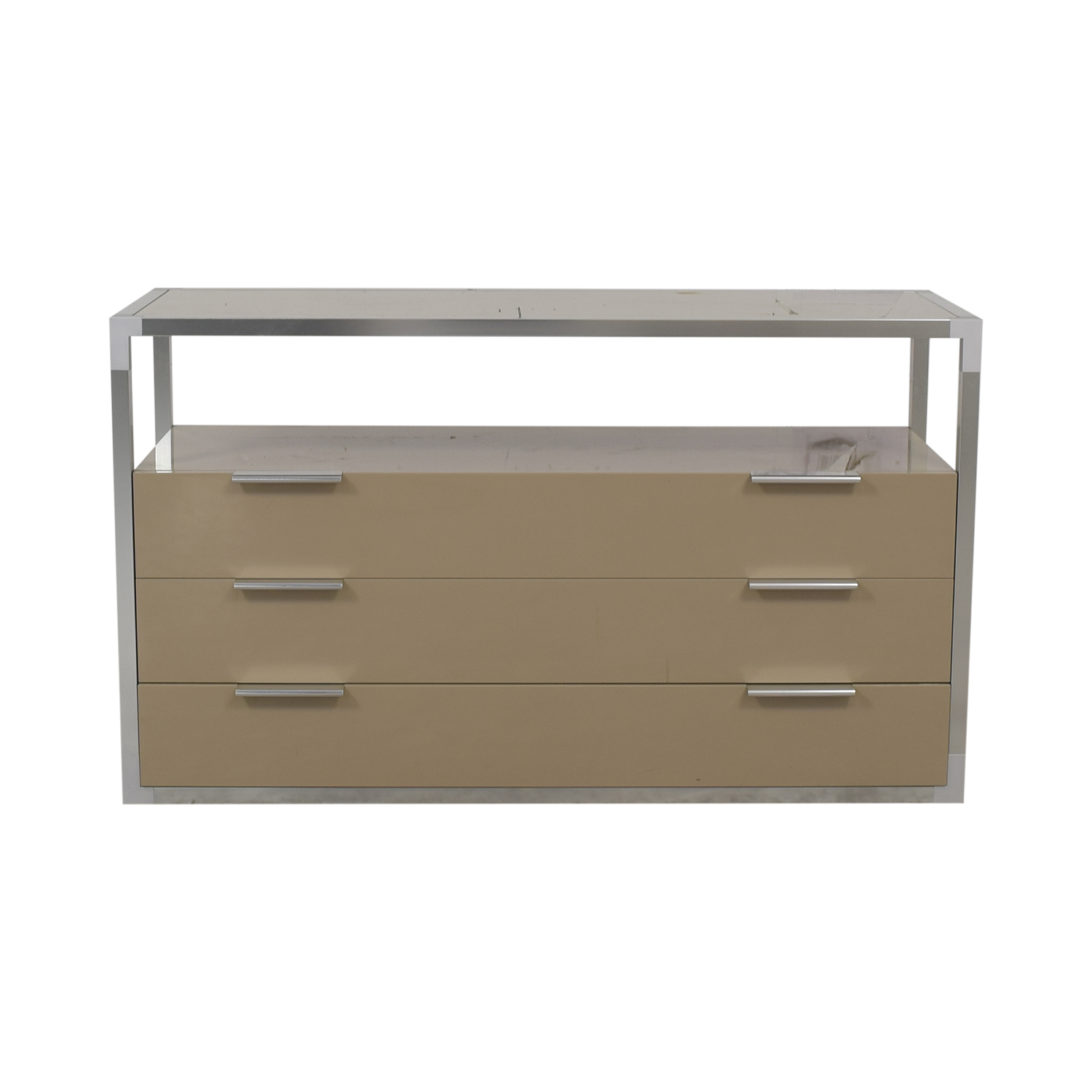 Console Ligne Roset 72 Off Ligne Roset Ligne Roset Media Console With Three Drawers Storage