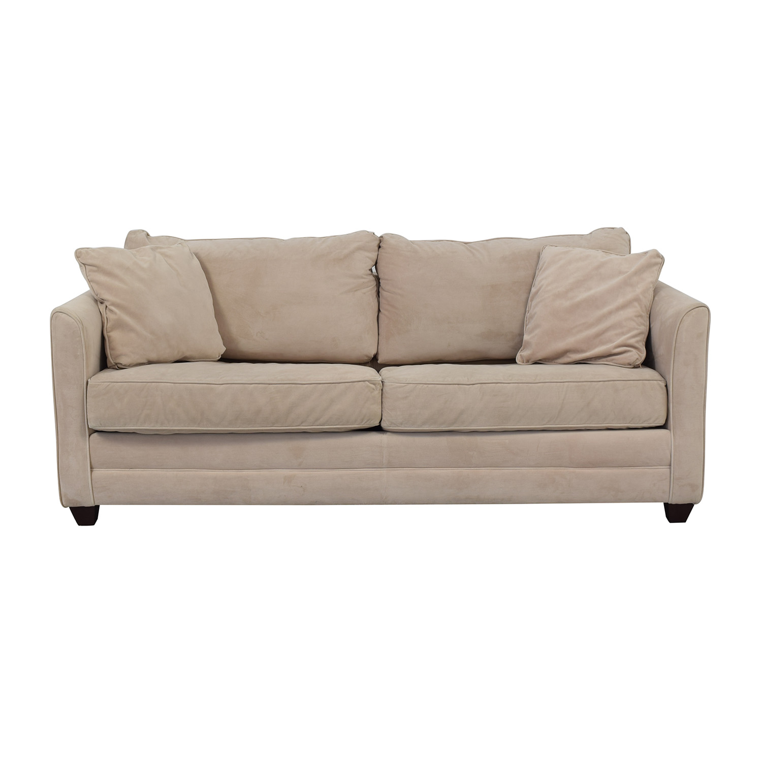Tilly Fabric Sofa Queen Sleeper 50 Off Jennifer Furniture Jennifer Furniture Tilly Queen Sleeper Sofa Sofas