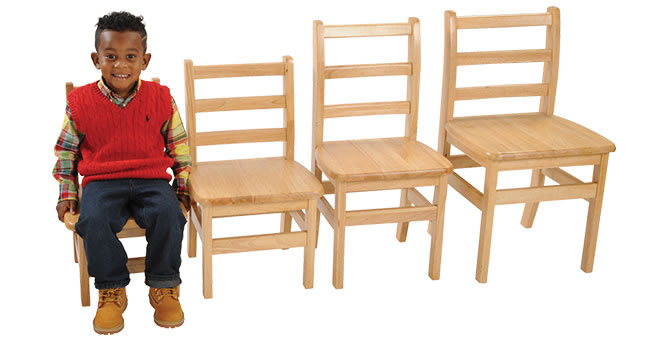Choosing Appropriate Chair And Table Sizes For Students