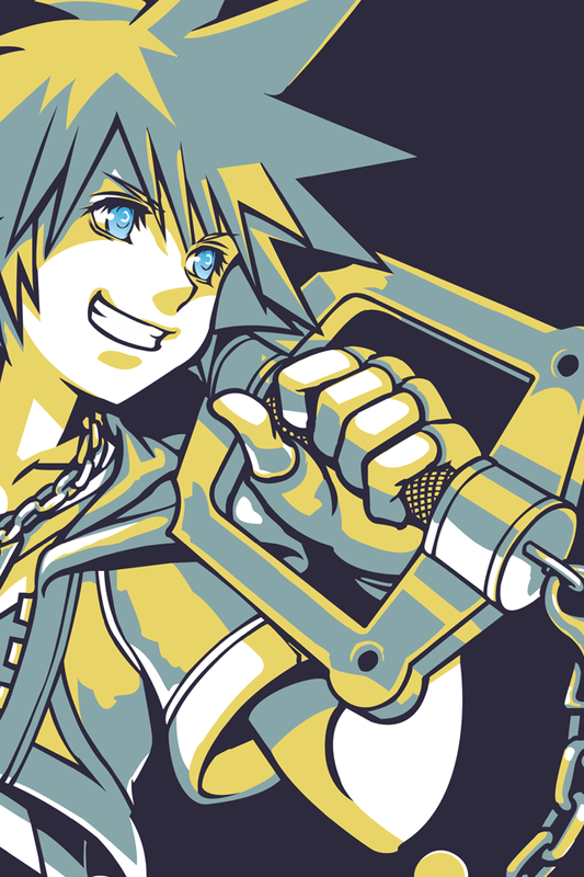 Cellphone Wallpaper Hd Iphone Wallpapers Kingdom Hearts Insider
