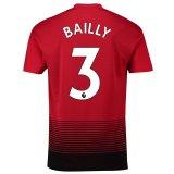 マンチェスター ユナイテッド ホーム シャツ 2018-19 - Bailly 3