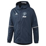 Manchester United Training All Weather Jacket - Blue